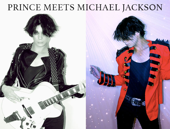 Prince Meets Michael Jackson Tribute - View Videos - Hire Tribute Bands in Perth for Weddings ...