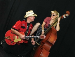 Brisbane Rockabilly Duo