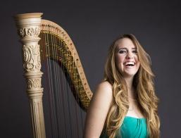 Sydney Harpist