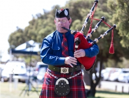 Bag Piper Perth A