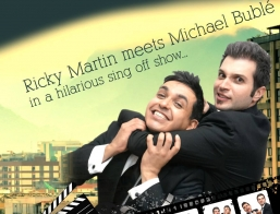 Michael Buble And Ricky Martin Tribute