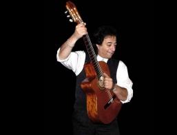 Brisbane Flamenco Guitar Player