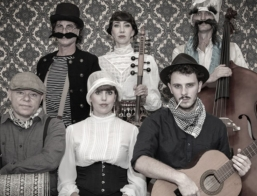 French Gypsy Band