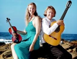 Violin And Guitar Duo Sydney