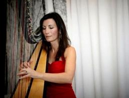 Harp Player Melbourne