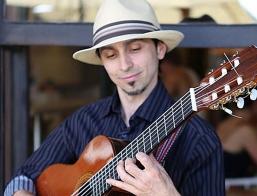 Latin Guitarist Adelaide