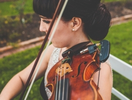 Violin Player Sydney
